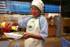 cuisine et service traiteur