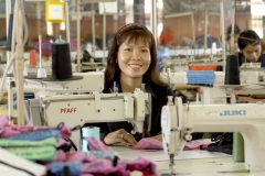 sewing industry