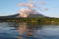 country of volcanoes