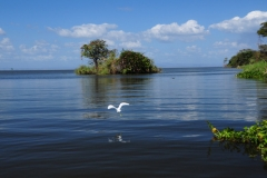 300 islands and islets in the big lake