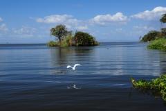 300 isole e isolette nel grande lago