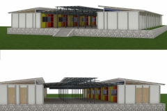 the community centre project