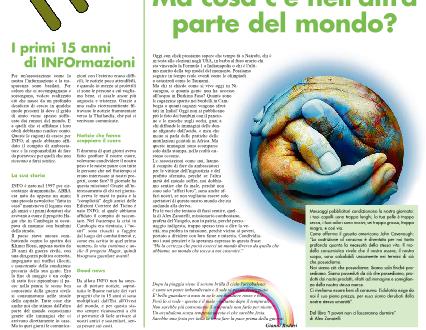 INFO - Edizione Maggio 2012