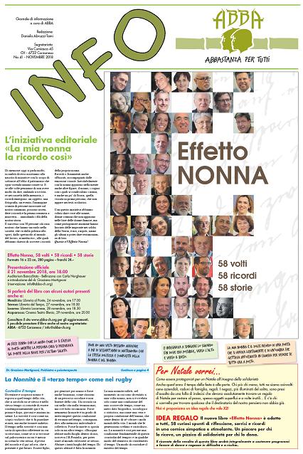 INFO - Edizione Novembre 2018