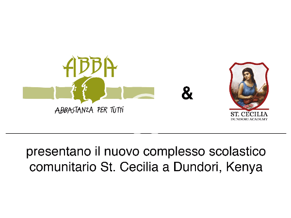 presentazione del nuovo complesso scolastico comunitario St Cecilia